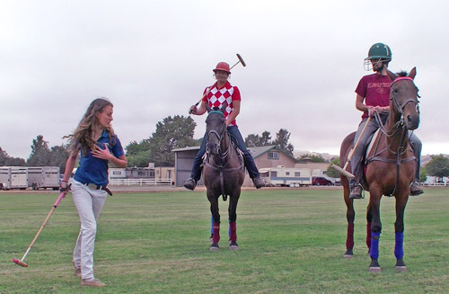 Learn to Play Polo in 10 Weeks Session 1 @ South Bay Polo | Gilroy | California | United States