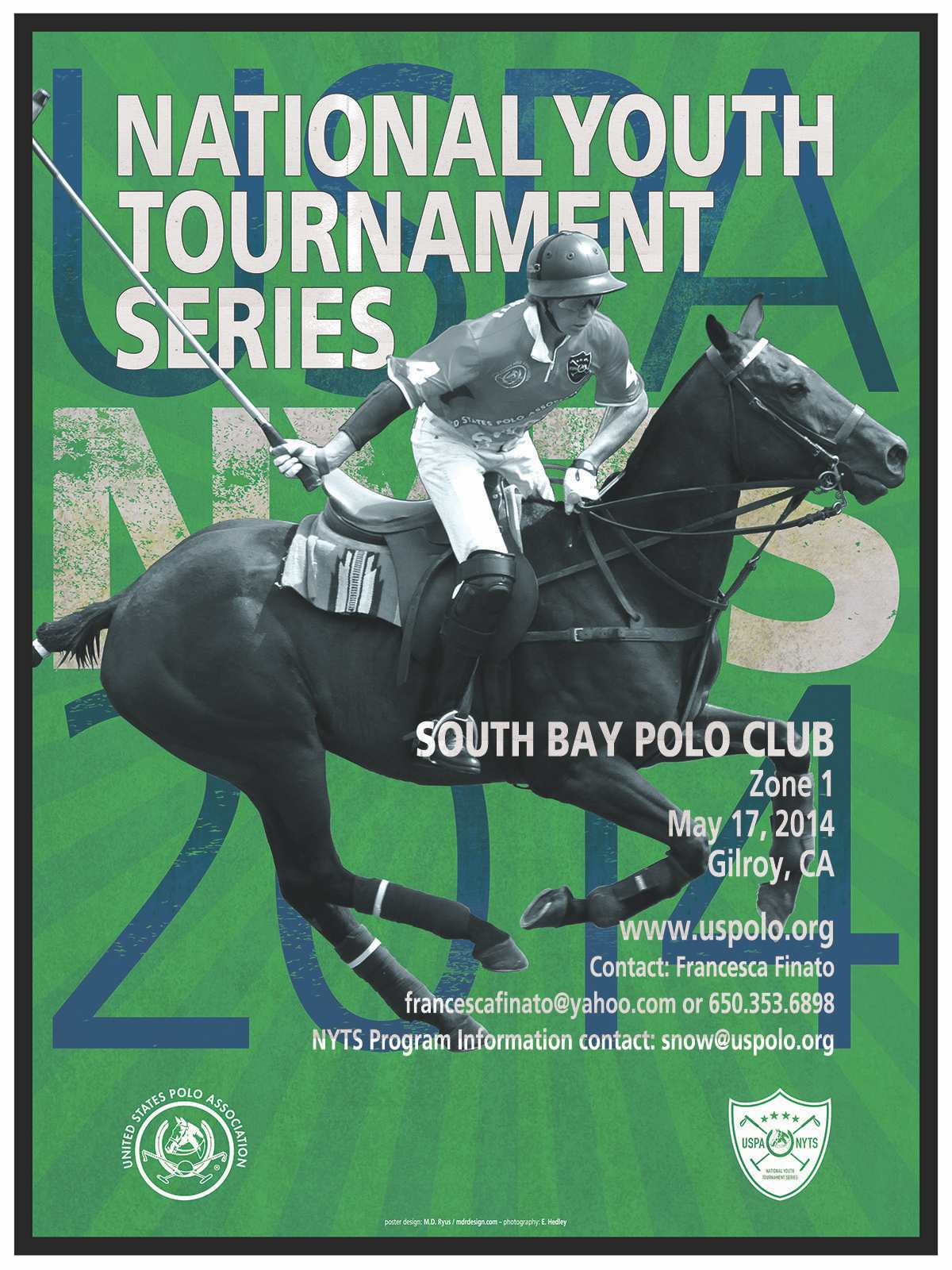 South Bay NYTS Poster