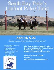 Corky Linfoot Clinic