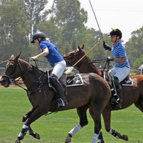 South Bay Polo Club changes attitudes, encourages diversity